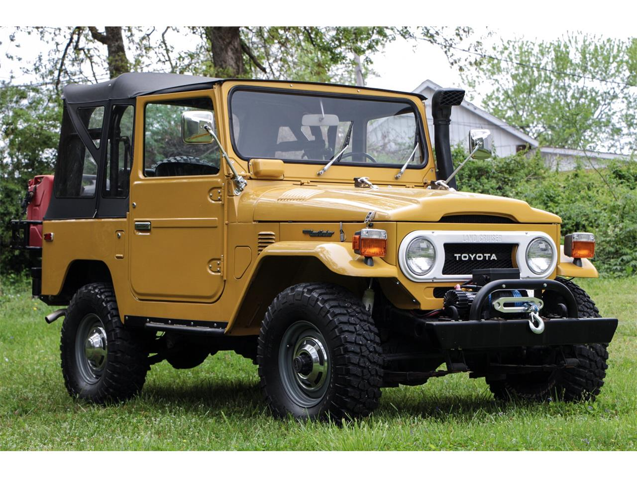 Large Picture of '77 Land Cruiser FJ40 - PW6P