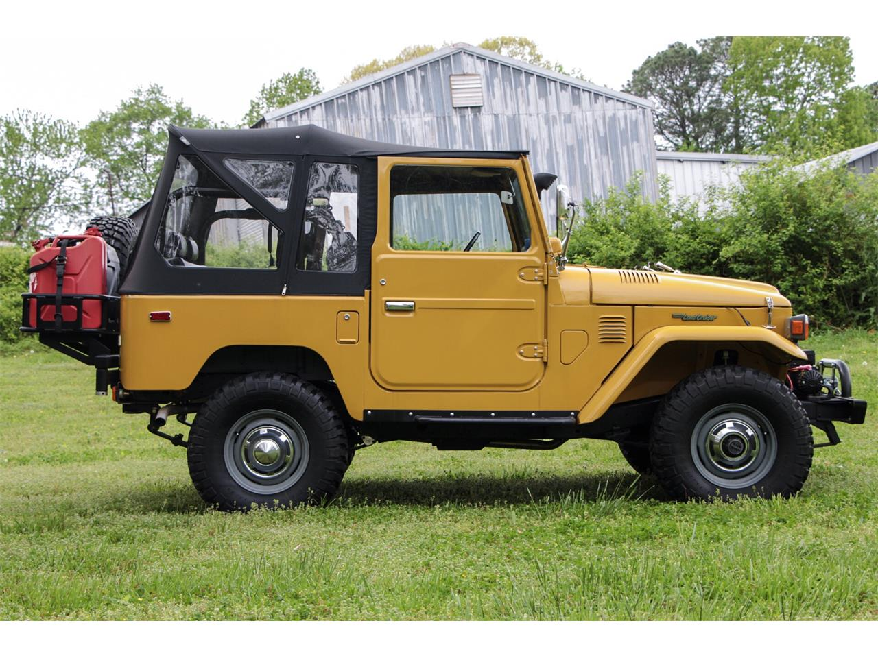 Large Picture of 1977 Toyota Land Cruiser FJ40 located in Marietta Georgia Offered by Classic AutoSmith - PW6P