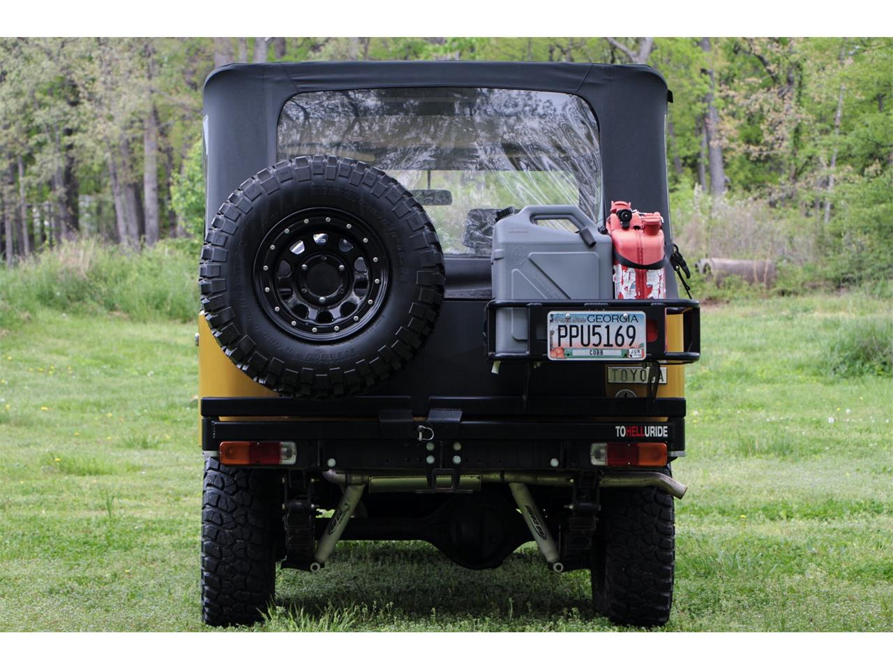 Large Picture of '77 Toyota Land Cruiser FJ40 located in Georgia - PW6P