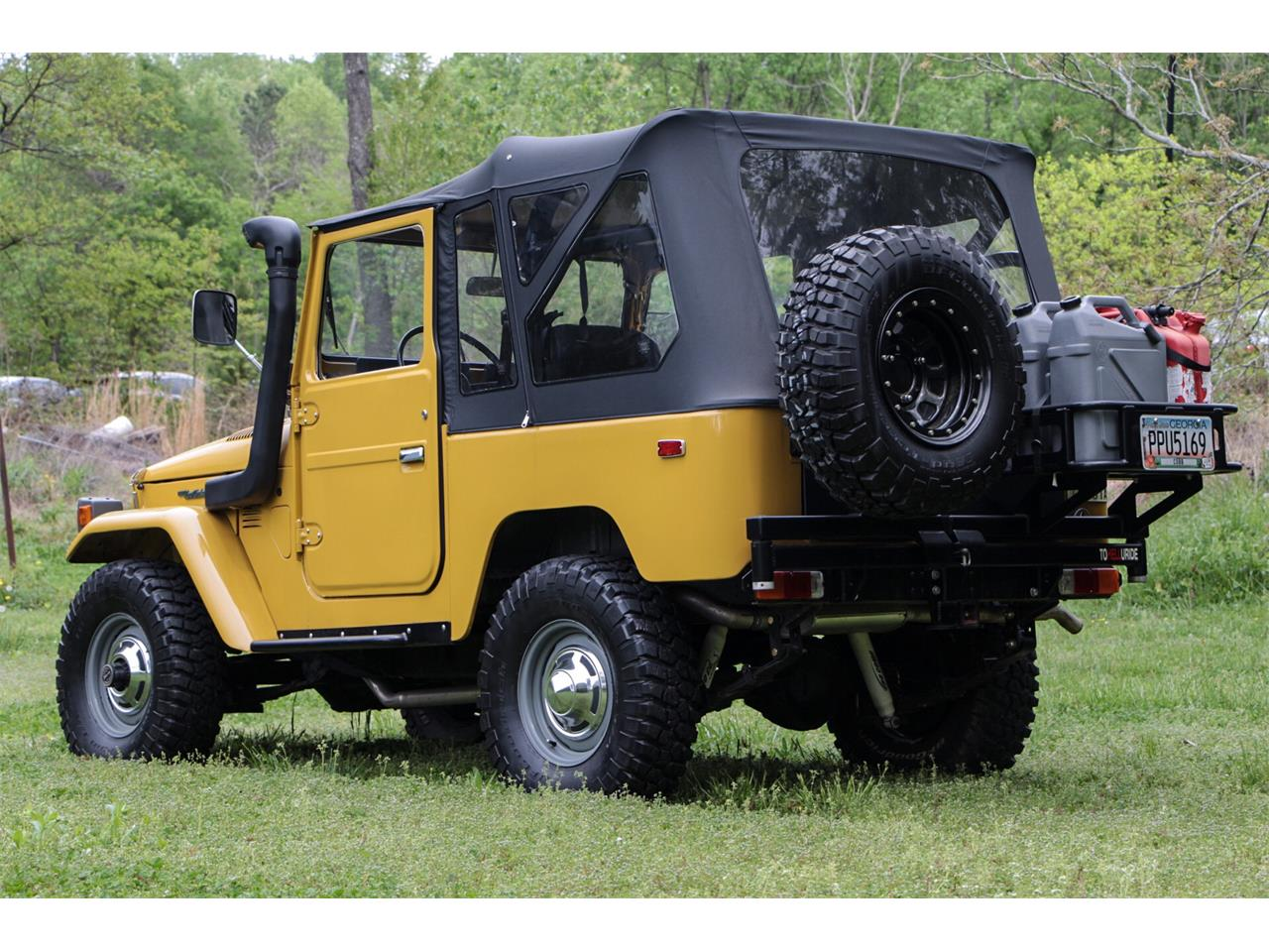 Large Picture of 1977 Toyota Land Cruiser FJ40 - PW6P