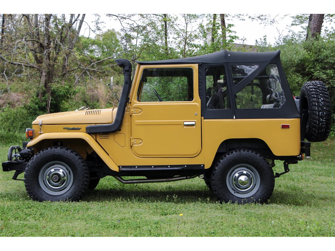 Large Picture of 1977 Toyota Land Cruiser FJ40 - $55,000.00 Offered by Classic AutoSmith - PW6P