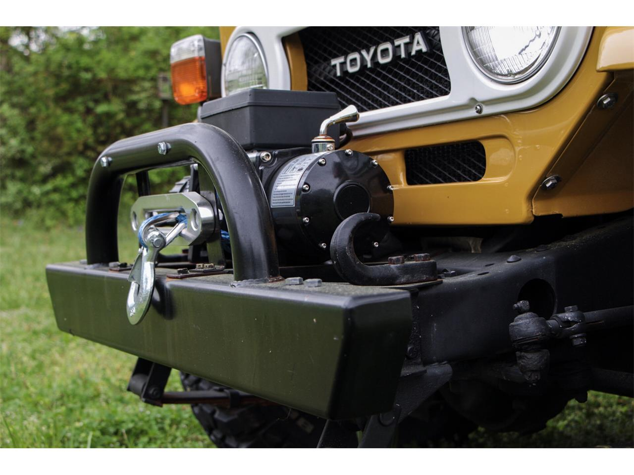 Large Picture of 1977 Toyota Land Cruiser FJ40 located in Georgia - $55,000.00 - PW6P