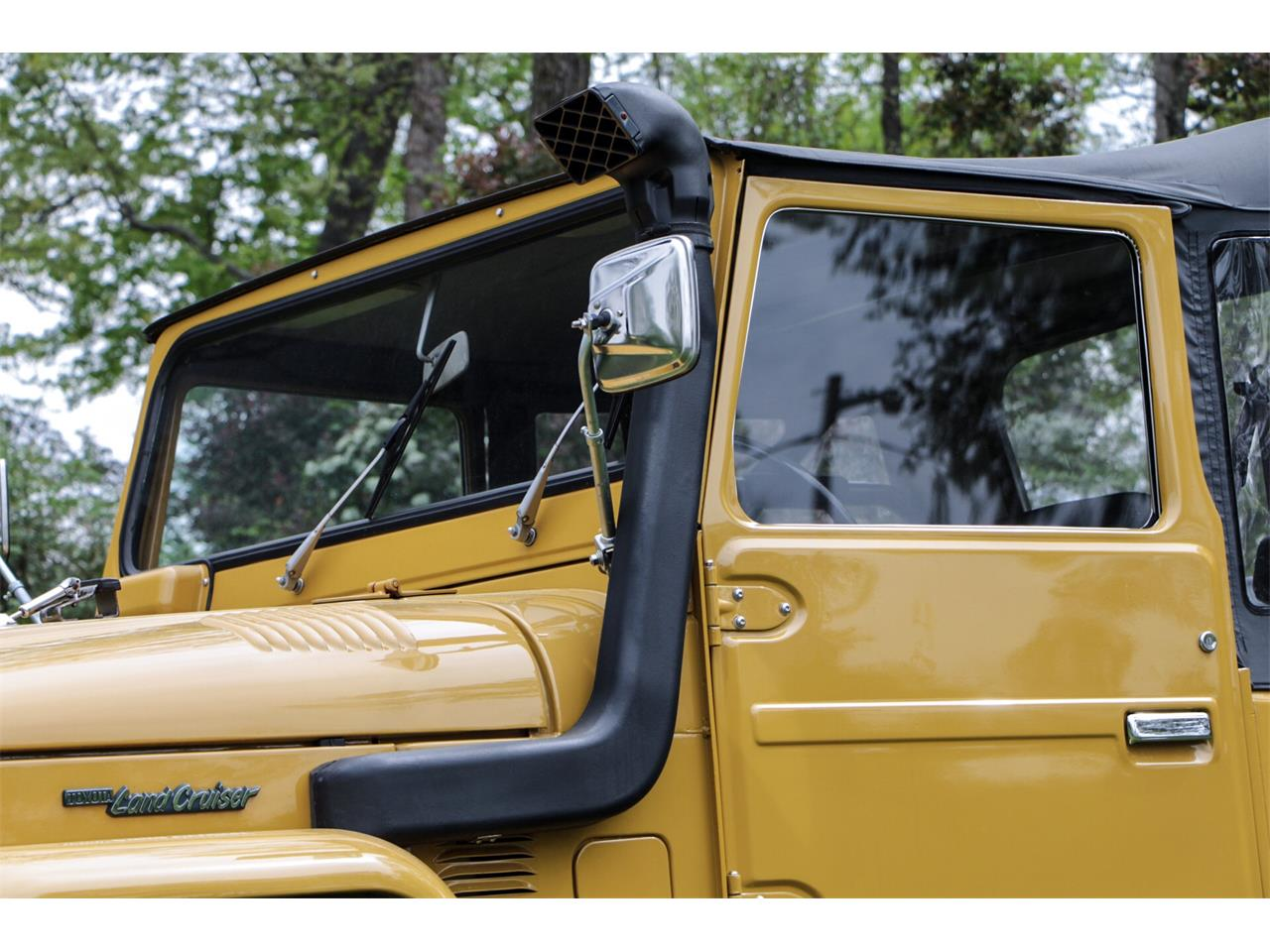Large Picture of 1977 Land Cruiser FJ40 - $55,000.00 - PW6P