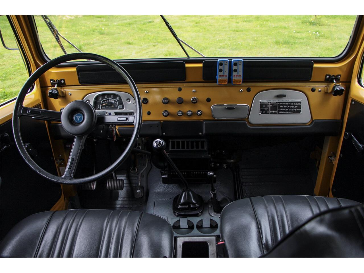 Large Picture of '77 Toyota Land Cruiser FJ40 located in Marietta Georgia Offered by Classic AutoSmith - PW6P