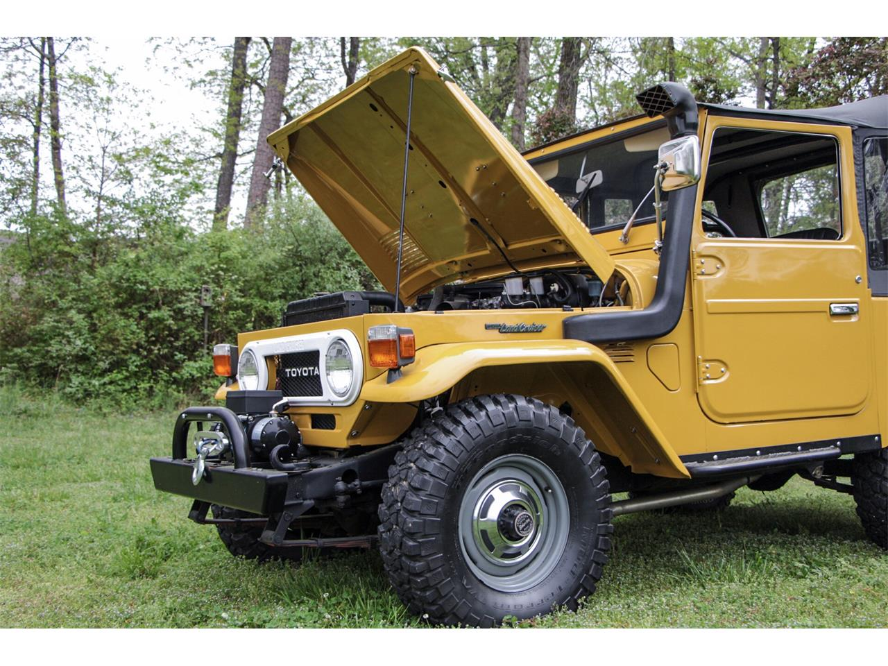 Large Picture of '77 Land Cruiser FJ40 - $55,000.00 - PW6P
