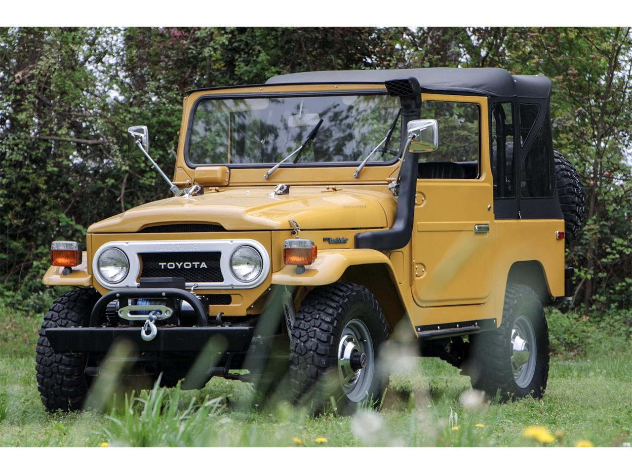 Large Picture of 1977 Land Cruiser FJ40 - PW6P