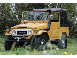 Picture of '77 Toyota Land Cruiser FJ40 located in Marietta Georgia Offered by Classic AutoSmith - PW6P