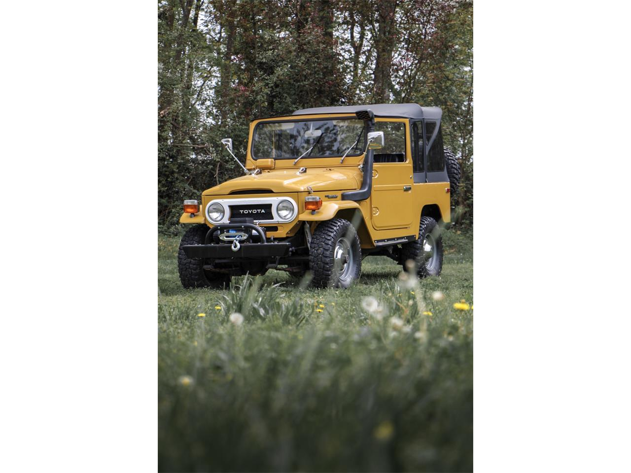 Large Picture of 1977 Land Cruiser FJ40 Offered by Classic AutoSmith - PW6P