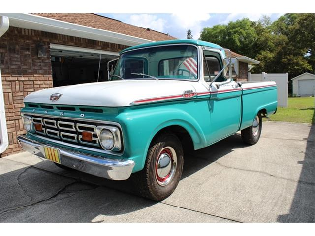 Picture of '64 F100 - PW6Q
