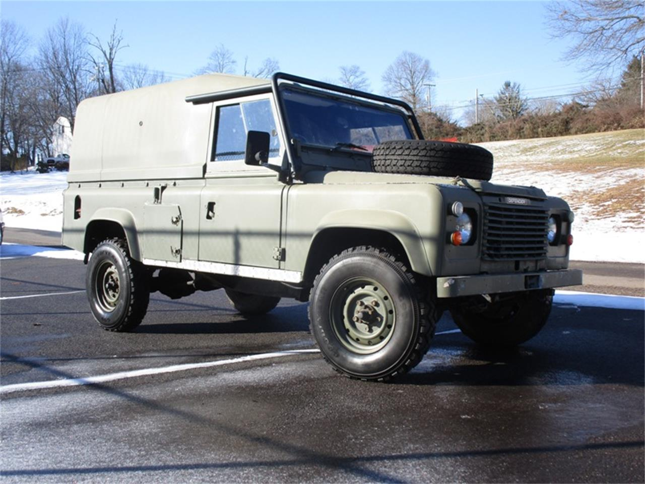 Large Picture of '86 Defender - PW6V
