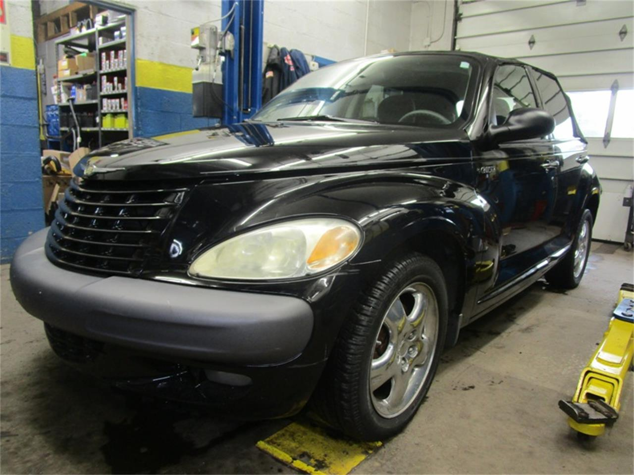 Large Picture of '02 PT Cruiser - PW6X