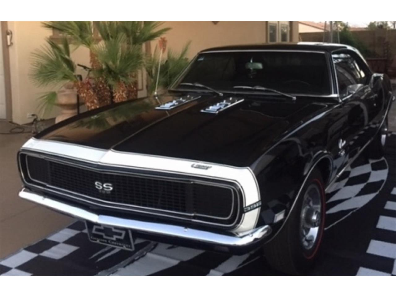 Large Picture of '68 Camaro - PW70