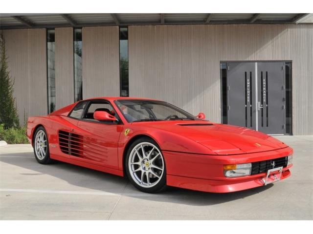 9a21ba1c48 Classic Ferrari Testarossa for Sale on ClassicCars.com