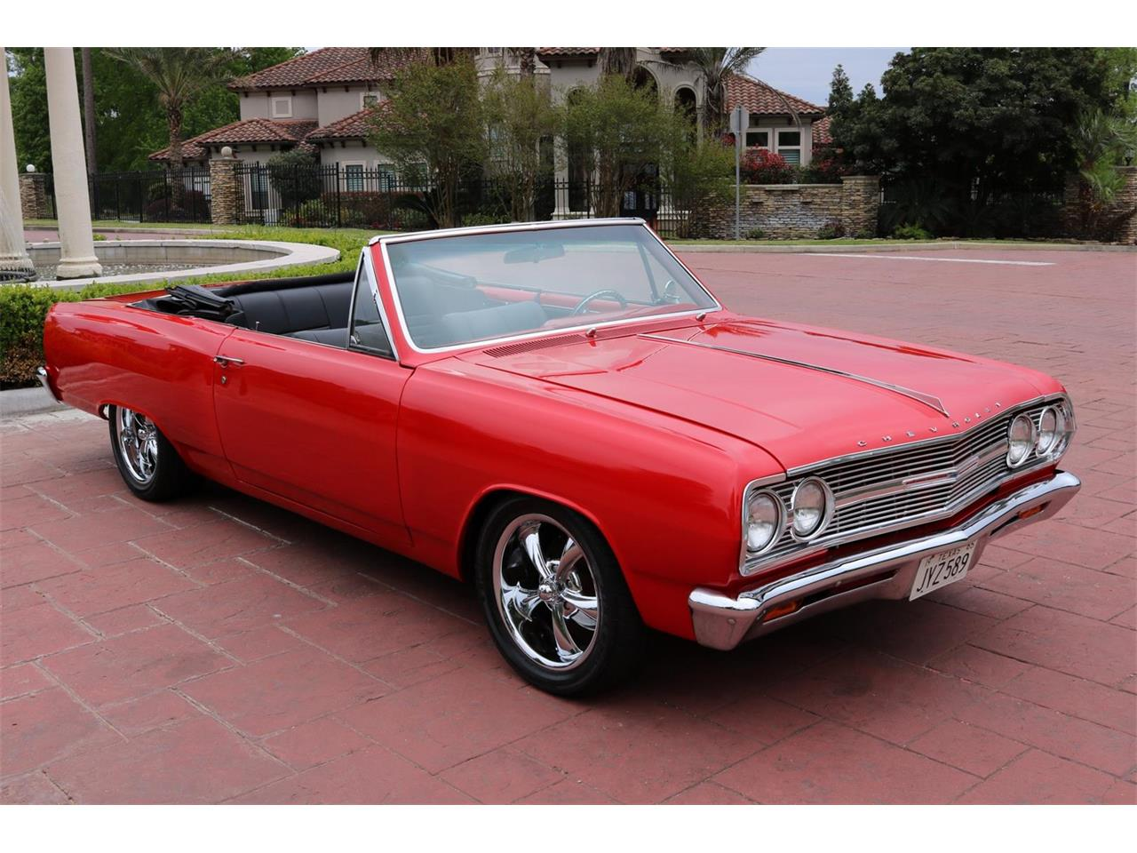 For Sale: 1965 Chevrolet Chevelle in Conroe, Texas