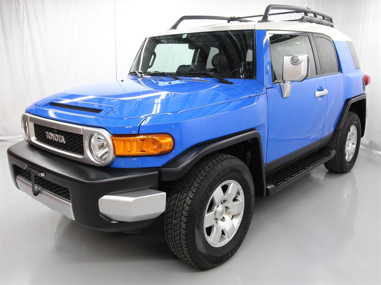 Large Picture of '08 FJ Cruiser - PW7T
