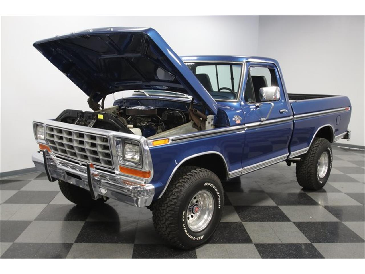 Large Picture of '79 F150 located in Concord North Carolina - $33,995.00 Offered by Streetside Classics - Charlotte - PW7U