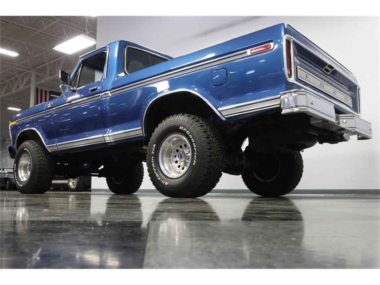 Large Picture of '79 Ford F150 located in North Carolina - $33,995.00 Offered by Streetside Classics - Charlotte - PW7U