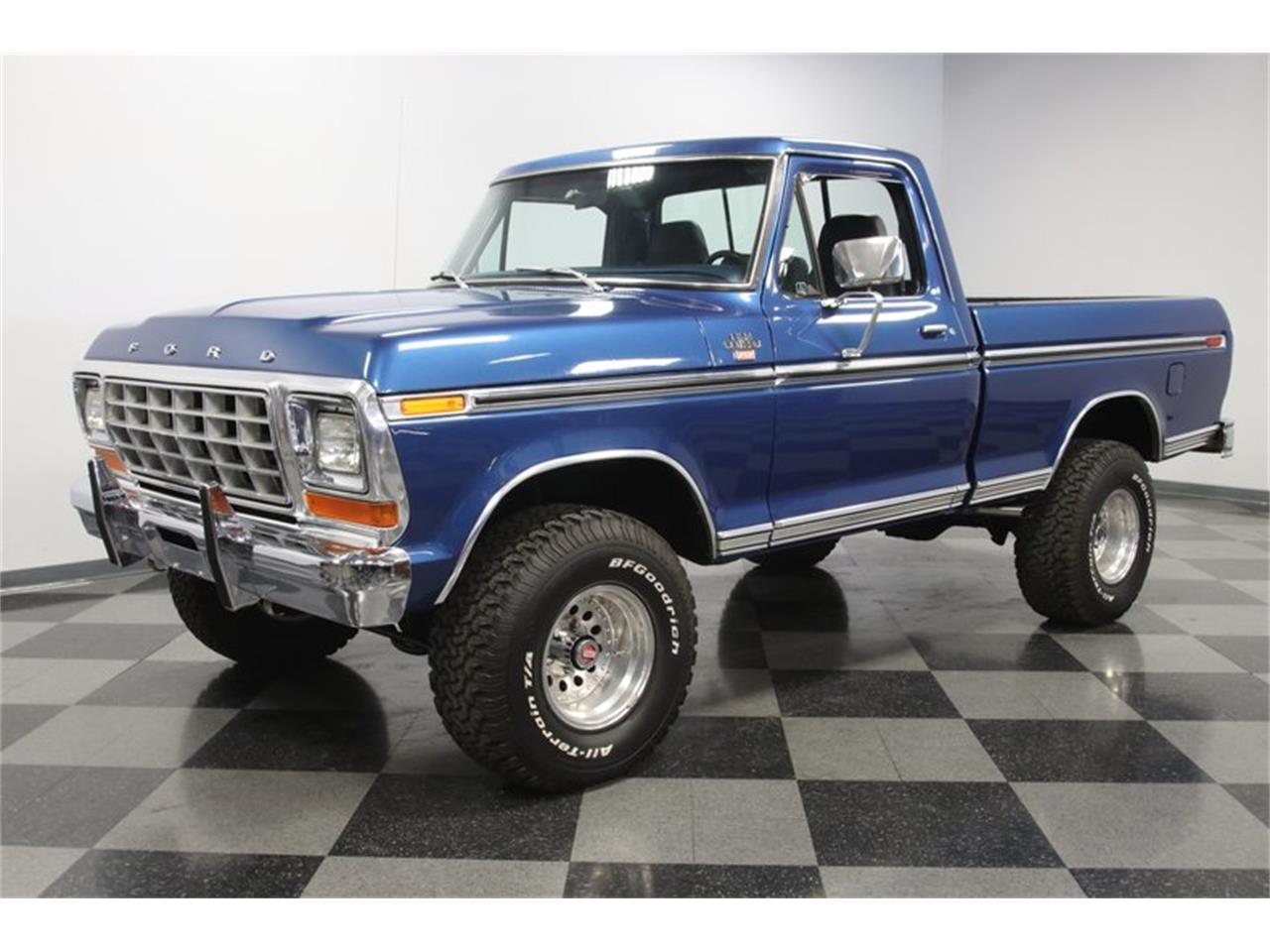 Large Picture of 1979 F150 located in Concord North Carolina - PW7U