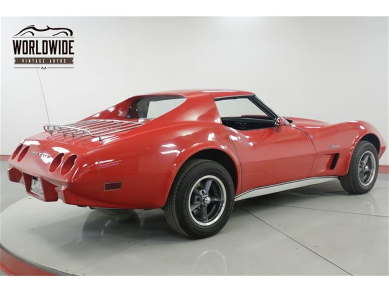 Large Picture of '75 Corvette - PW7V
