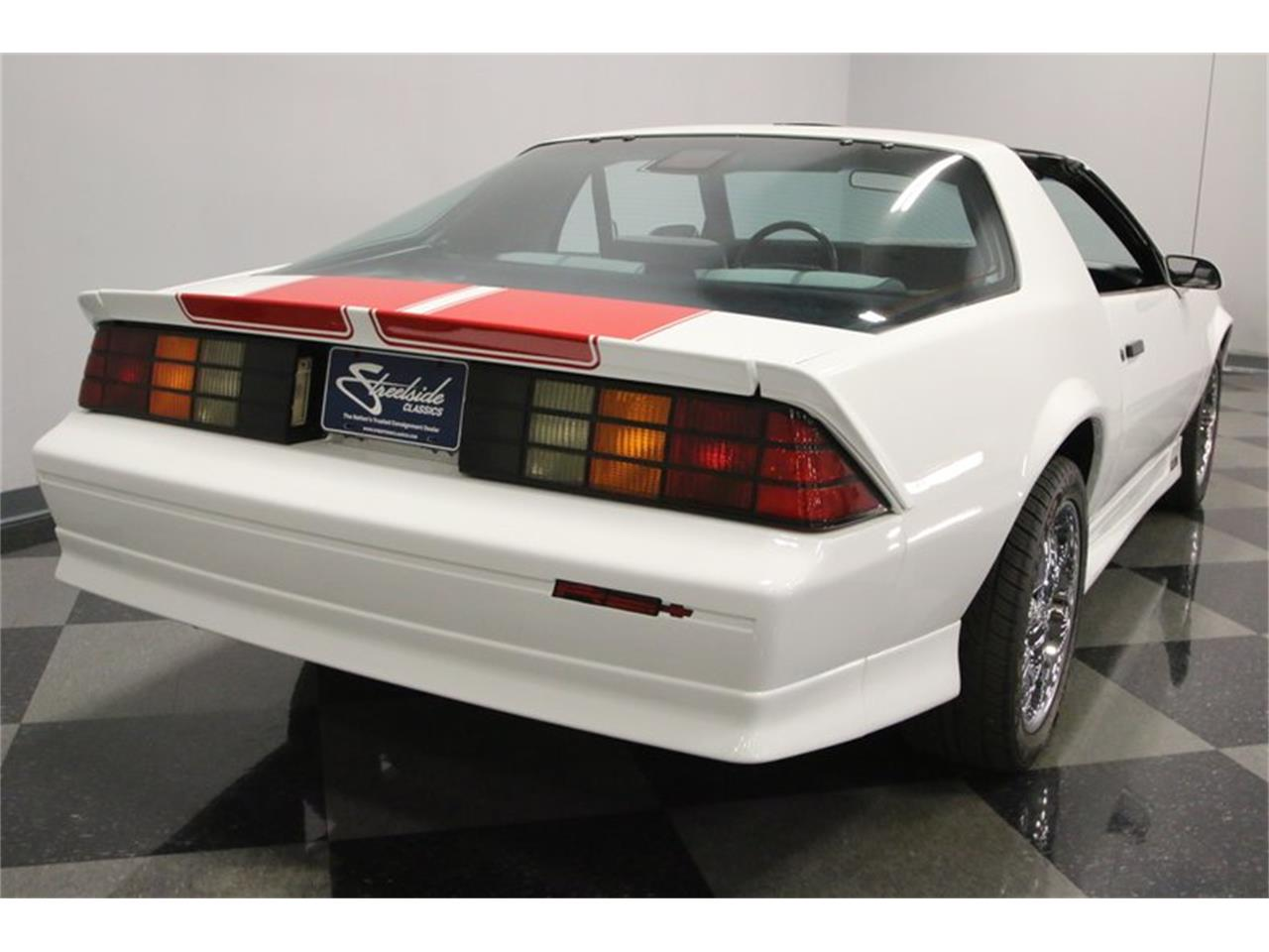 Large Picture of '92 Camaro - PW80