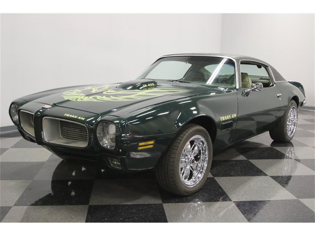 Large Picture of '71 Firebird - PW81