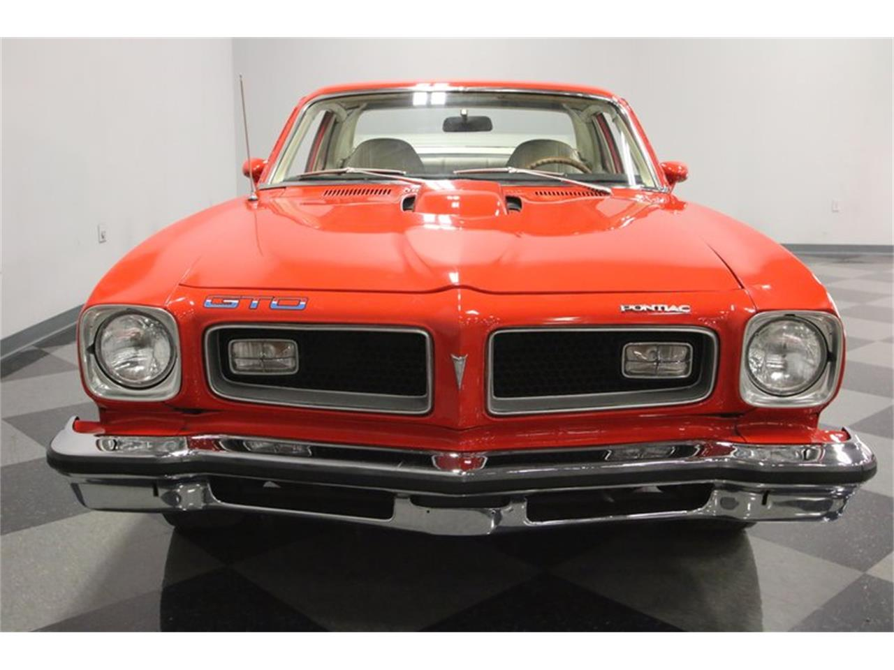 Large Picture of '74 GTO - PW83