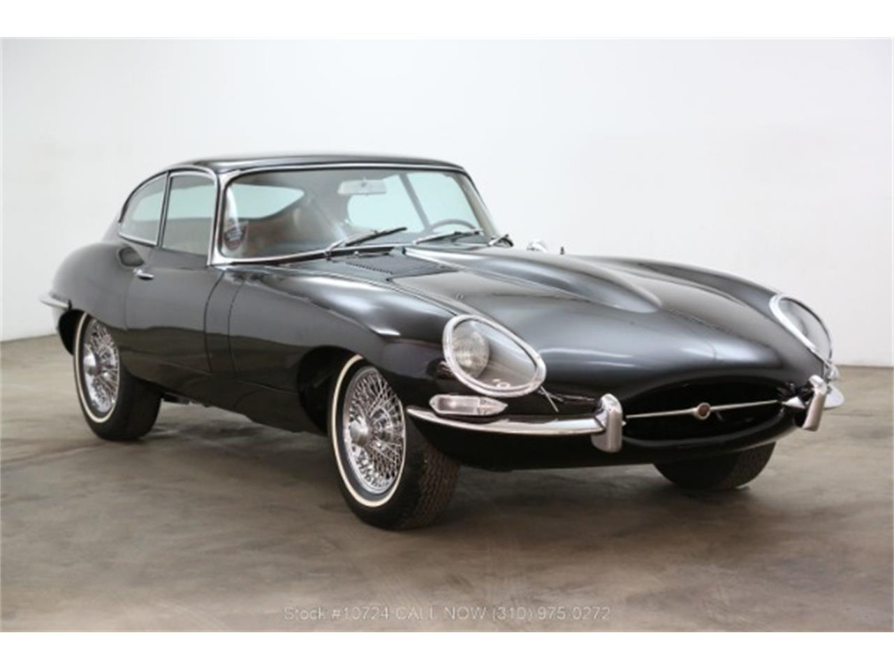 Large Picture of Classic '66 Jaguar XKE located in California - PW88