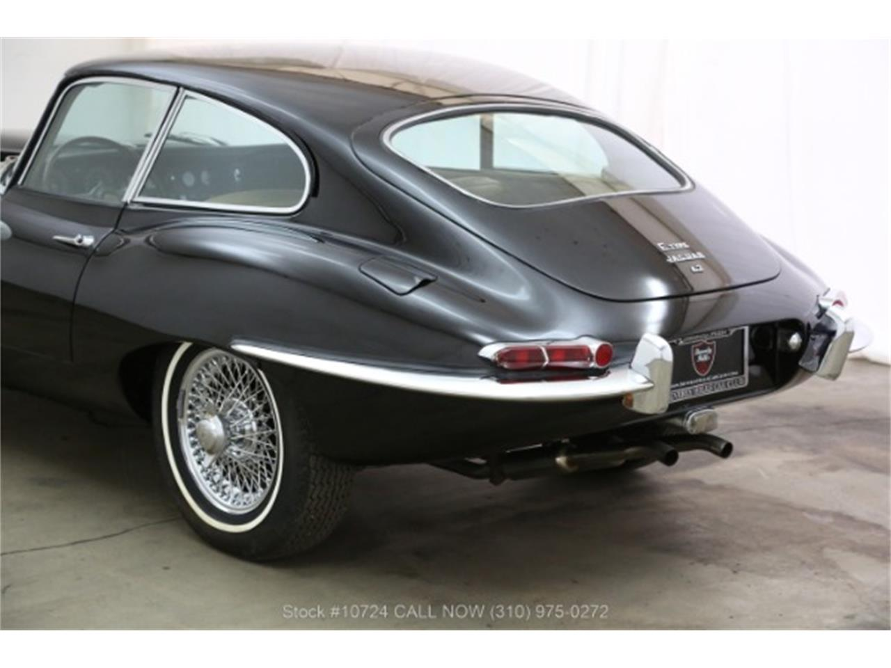 Large Picture of '66 XKE Offered by Beverly Hills Car Club - PW88