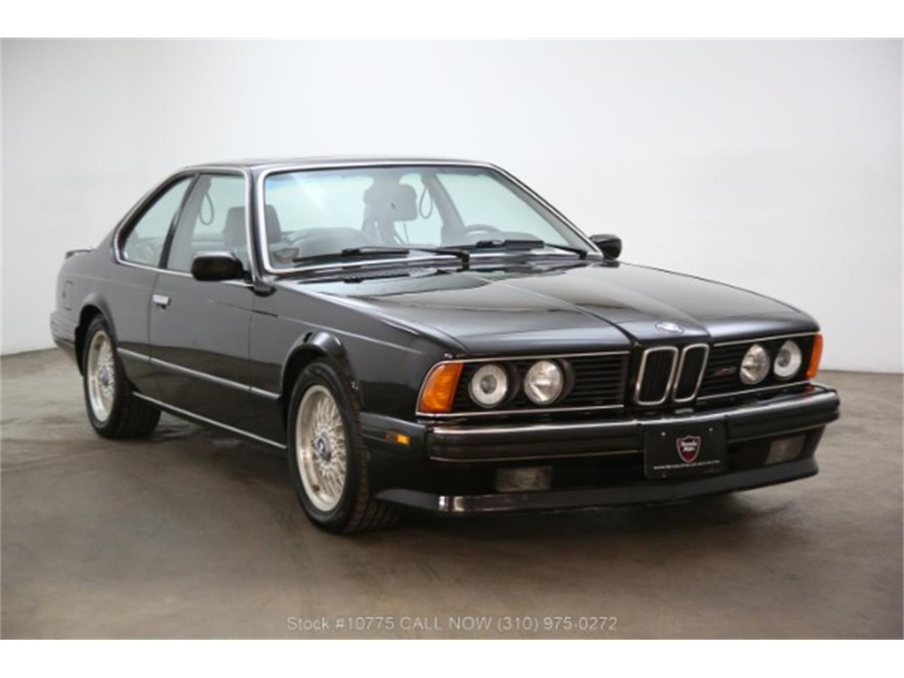 Large Picture of 1988 M6 - PW8E