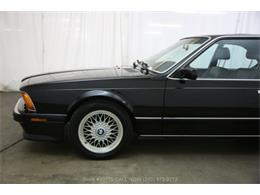Picture of '88 M6 located in Beverly Hills California Offered by Beverly Hills Car Club - PW8E