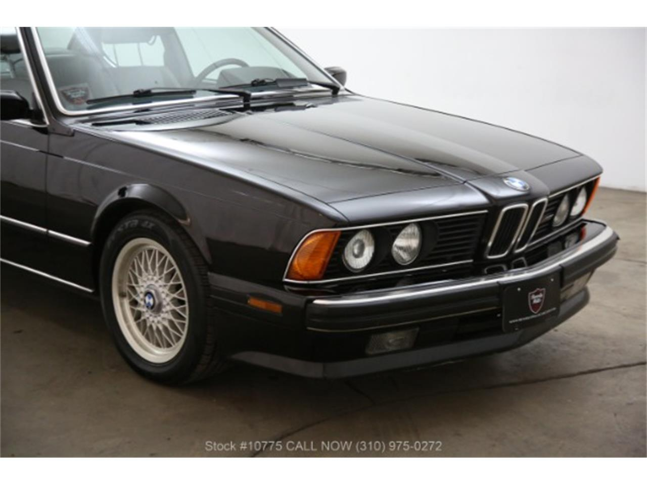 Large Picture of '88 BMW M6 located in California Offered by Beverly Hills Car Club - PW8E