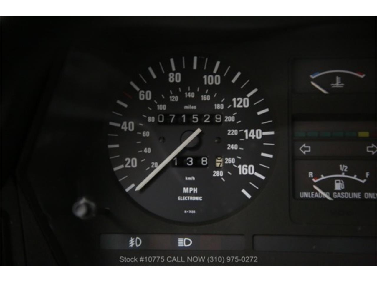 Large Picture of 1988 M6 Offered by Beverly Hills Car Club - PW8E