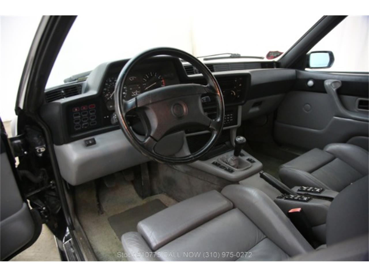 Large Picture of '88 M6 located in Beverly Hills California - $37,500.00 Offered by Beverly Hills Car Club - PW8E