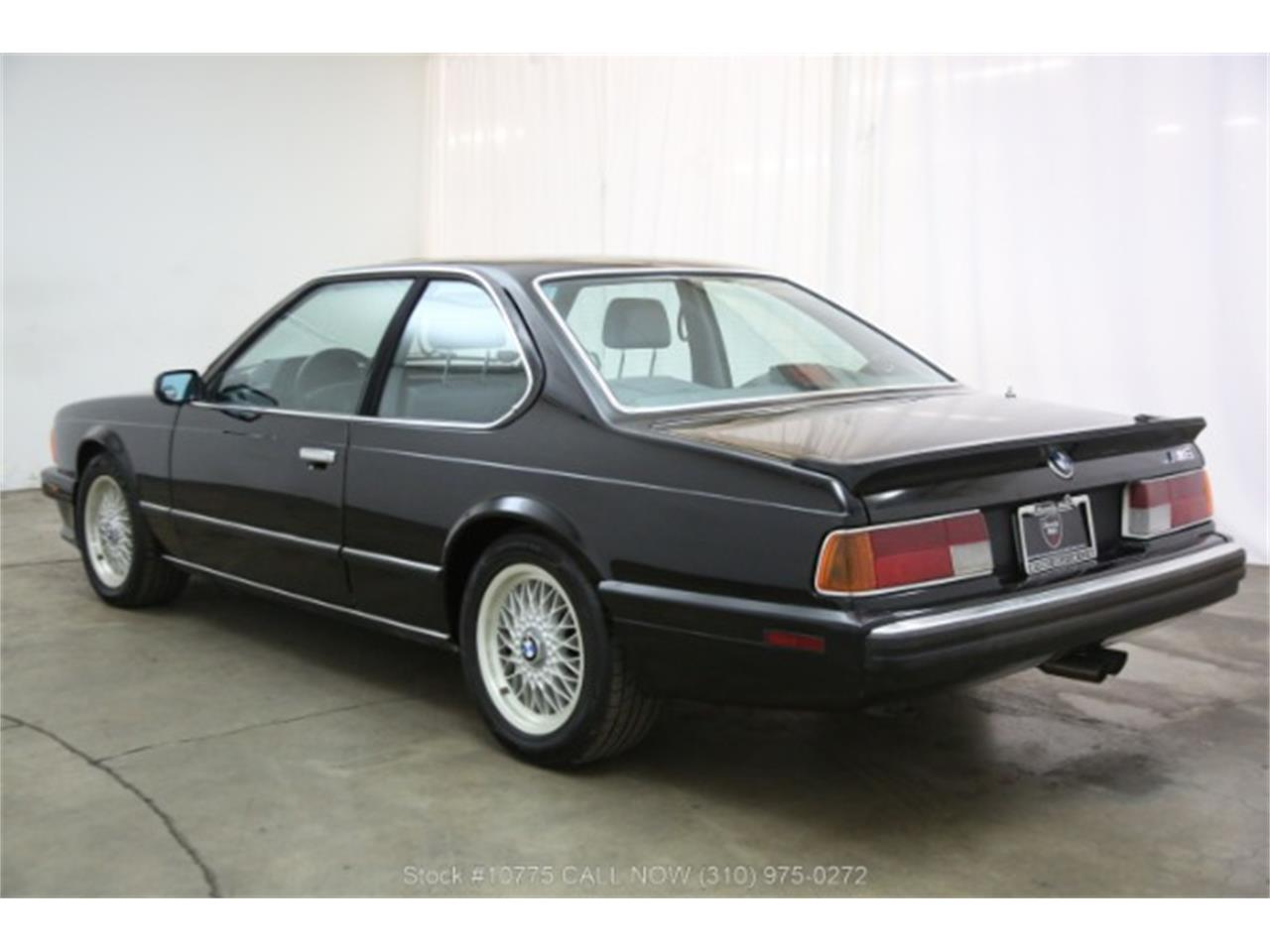 Large Picture of 1988 BMW M6 located in Beverly Hills California - $37,500.00 - PW8E
