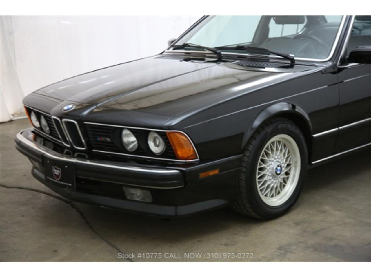 Large Picture of '88 BMW M6 located in Beverly Hills California - $37,500.00 - PW8E