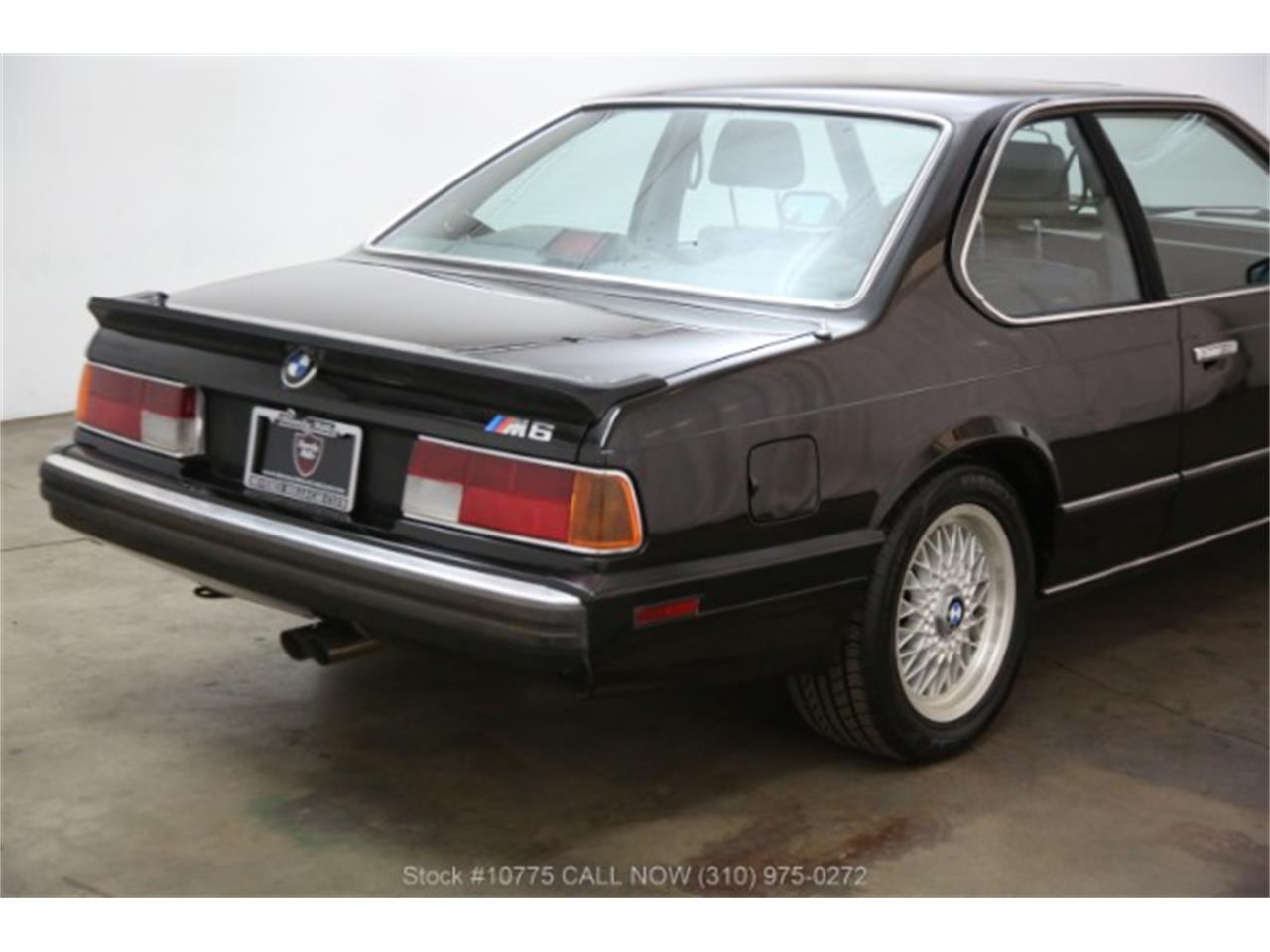 Large Picture of 1988 BMW M6 - $37,500.00 Offered by Beverly Hills Car Club - PW8E