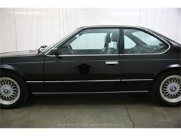 Picture of '88 BMW M6 located in Beverly Hills California - $37,500.00 Offered by Beverly Hills Car Club - PW8E