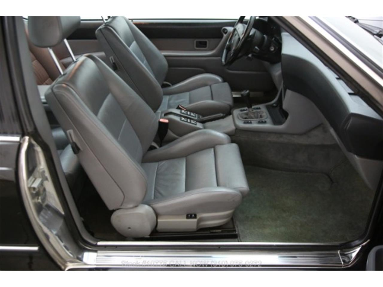Large Picture of 1988 BMW M6 located in California - PW8E