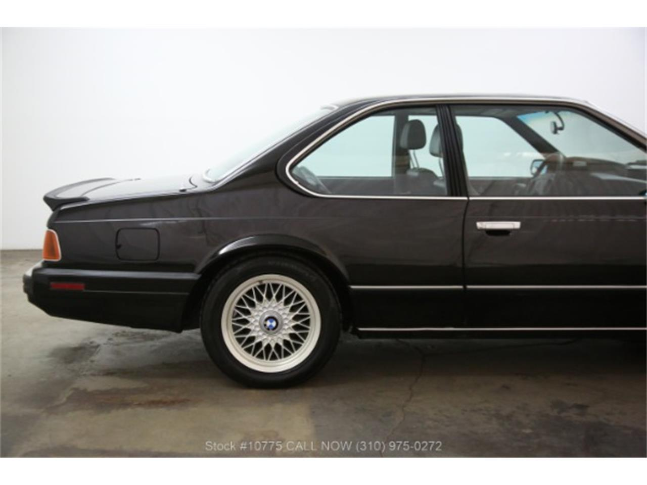 Large Picture of '88 BMW M6 located in Beverly Hills California Offered by Beverly Hills Car Club - PW8E