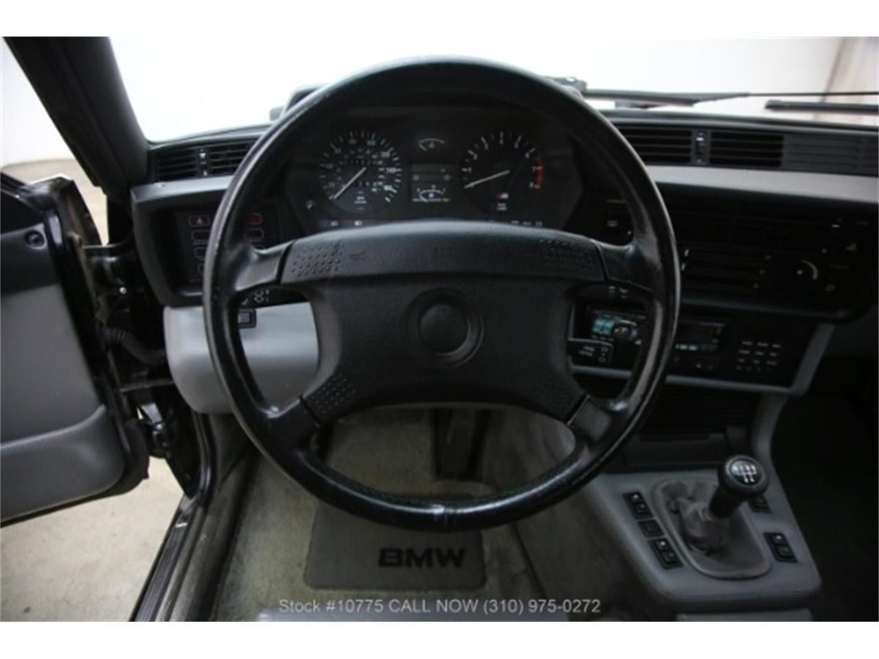 Large Picture of 1988 M6 located in California - PW8E
