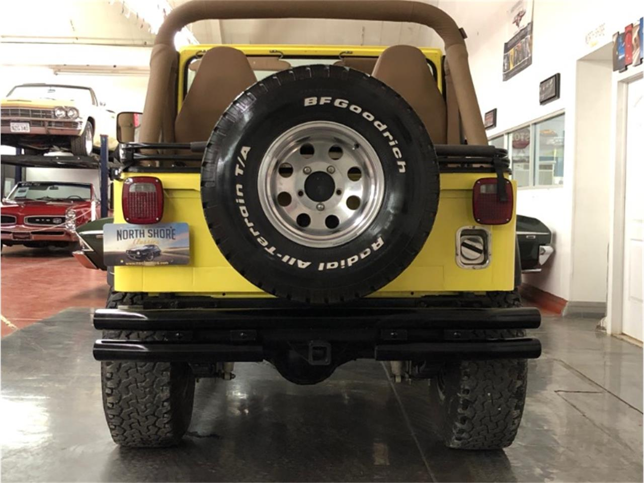 Large Picture of '79 CJ5 - PW8H