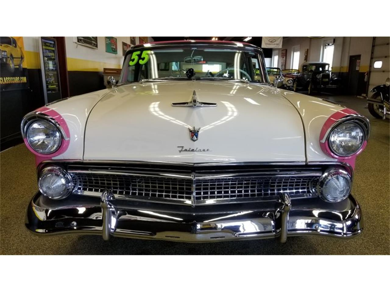 Large Picture of Classic '55 Crown Victoria - PW8I