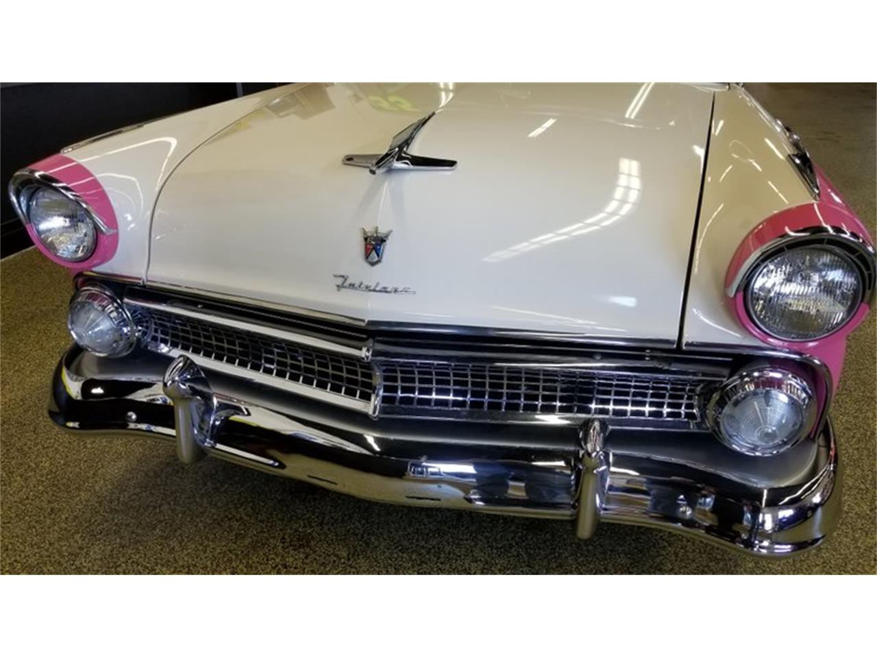 Large Picture of '55 Ford Crown Victoria located in Mankato Minnesota - PW8I