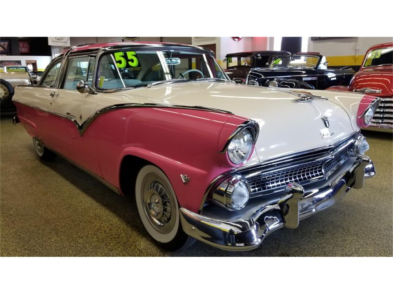 Large Picture of 1955 Ford Crown Victoria located in Mankato Minnesota - PW8I