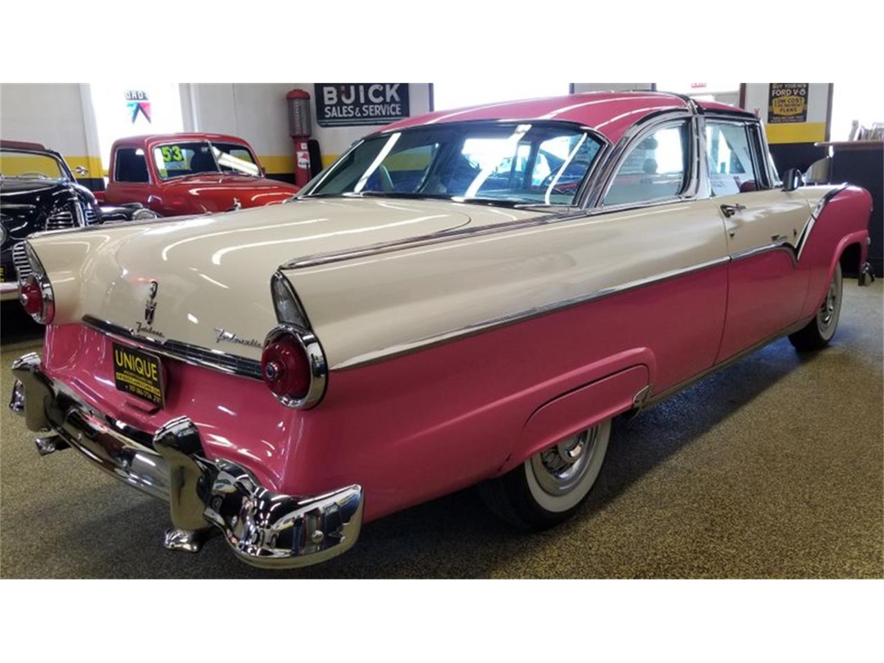 Large Picture of Classic 1955 Crown Victoria Offered by Unique Specialty And Classics - PW8I