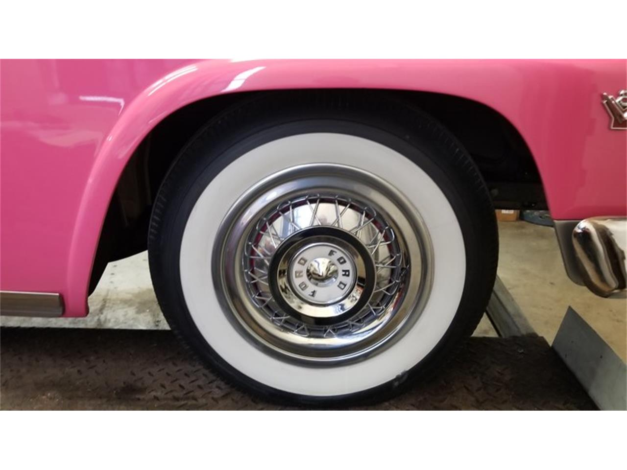 Large Picture of 1955 Ford Crown Victoria located in Minnesota - $39,900.00 Offered by Unique Specialty And Classics - PW8I
