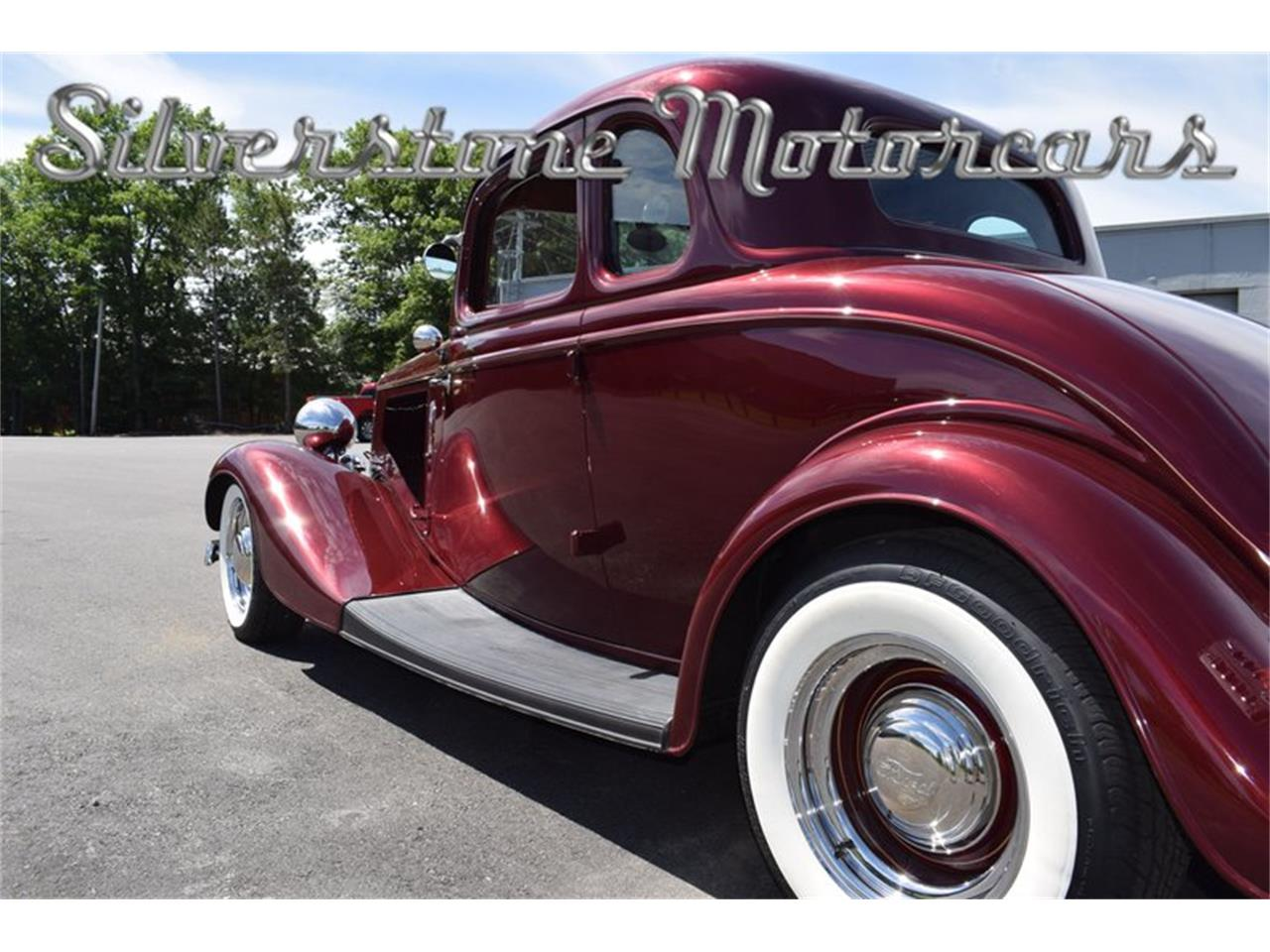 Large Picture of '34 5-Window Coupe - PW8N
