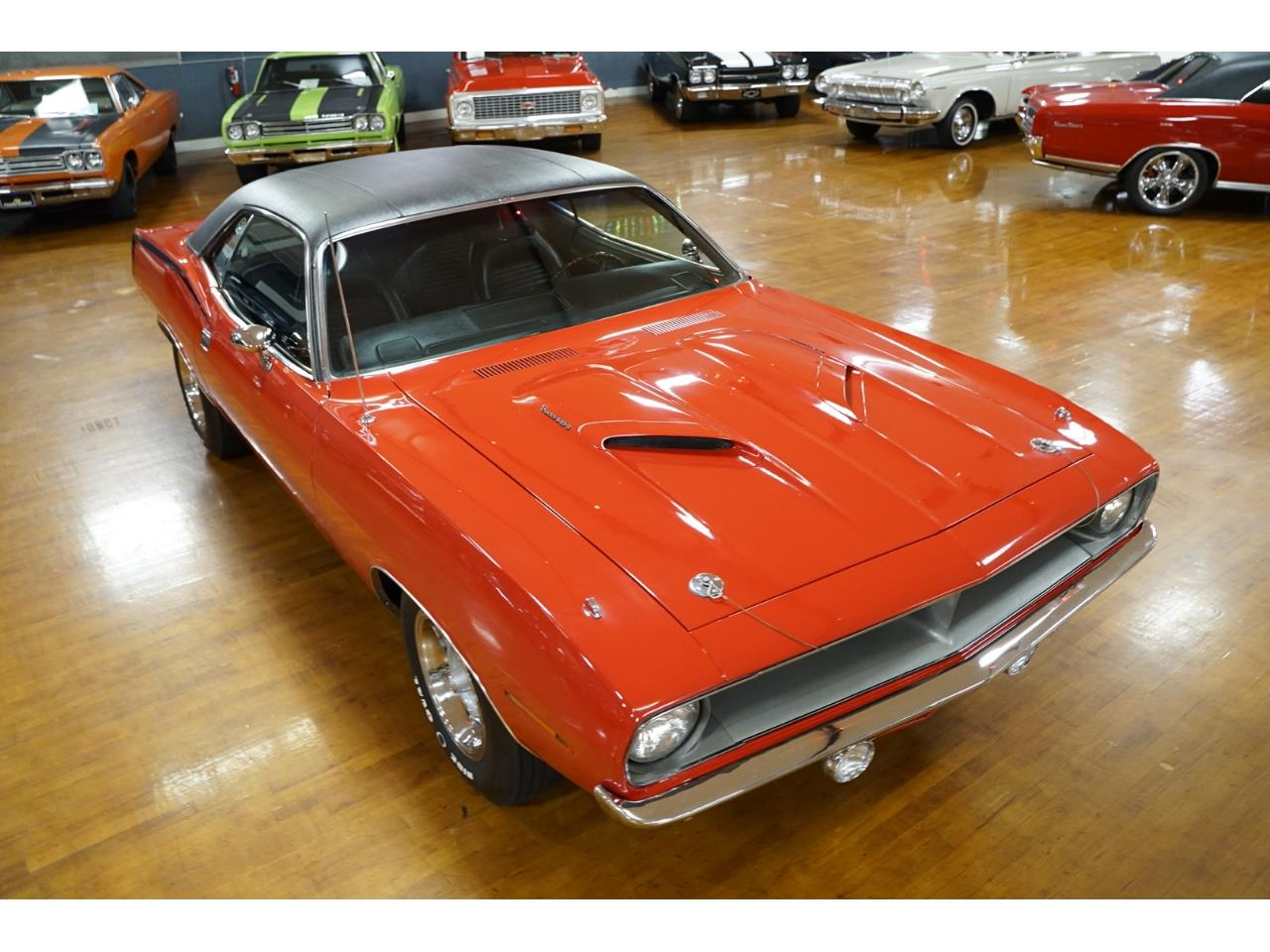 Large Picture of Classic '70 Cuda located in Homer City Pennsylvania - $72,900.00 Offered by Hanksters Hot Rods - PW8Q