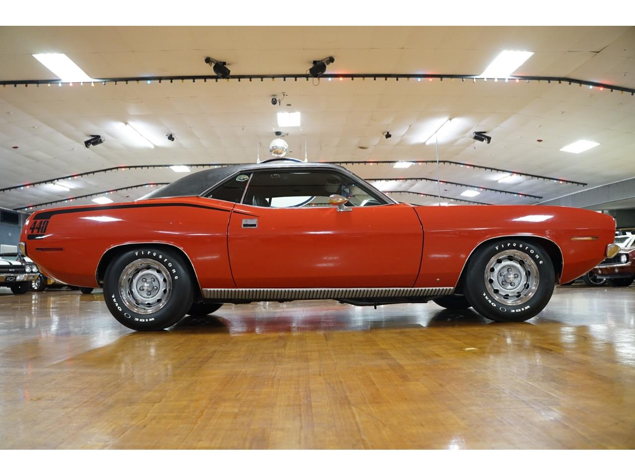 Large Picture of '70 Cuda located in Homer City Pennsylvania Offered by Hanksters Hot Rods - PW8Q
