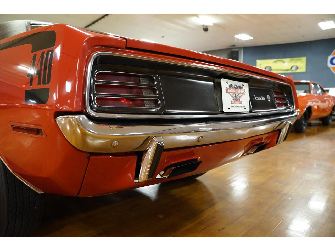 Large Picture of 1970 Cuda located in Pennsylvania Offered by Hanksters Hot Rods - PW8Q